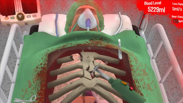 Surgeon Simulator 3