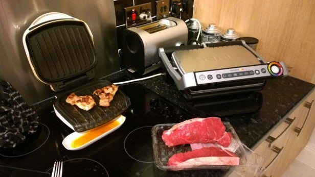 Tefal Optigrill Review Trusted Reviews