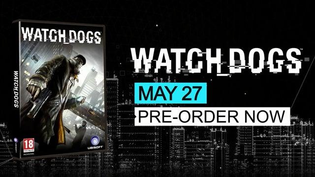 Watch Dogs release date