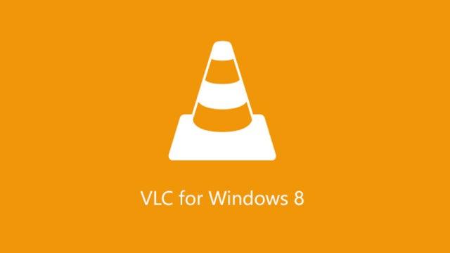 Windows 8 VLC beta