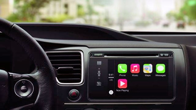 Apple Carplay: All you need to know