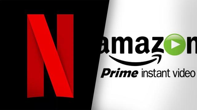 Netlix vs Amazon