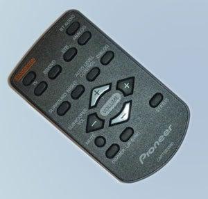 Pioneer SBX-300 remote control