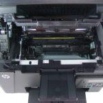 HP LaserJet Pro MFP M125nw - Cartridge