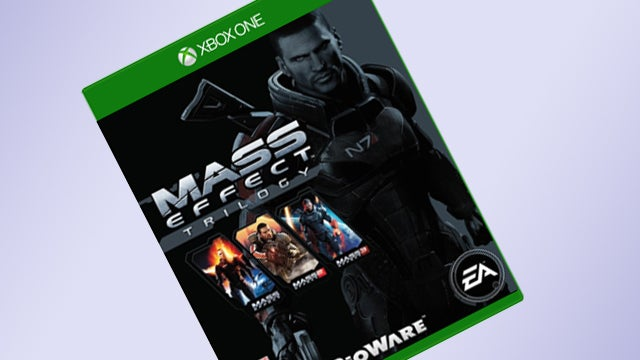 Mass Effect Trilogy for Xbox One