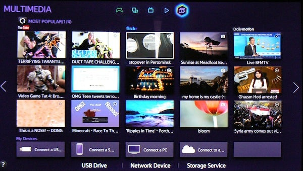 Samsung Smart TV 2014 Review | Trusted Reviews