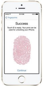 Galaxy S5 Fingerprint Scanner vs iPhone 5S Touch ID | Trusted Reviews