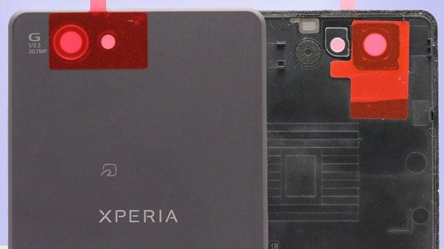 Sony Xperia Z2 Compact leak