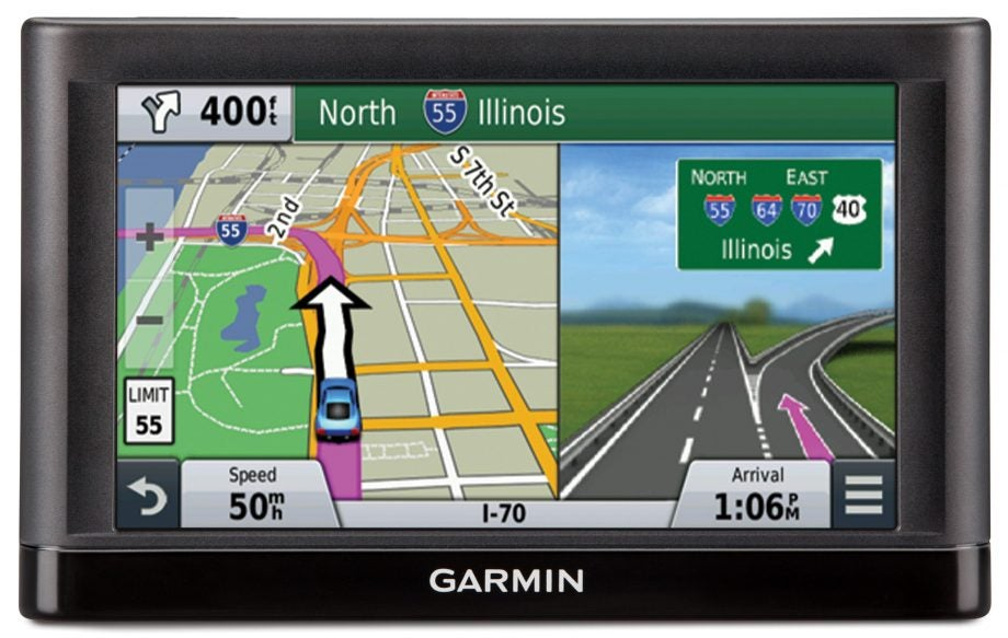 Garmin nuvi 65 LM Review | Trusted Reviews