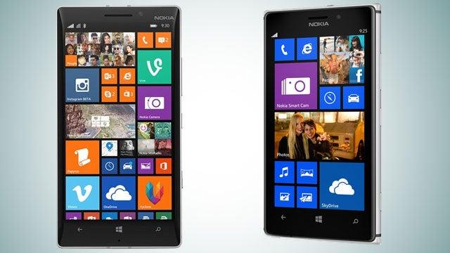 Lumia 930 vs 925