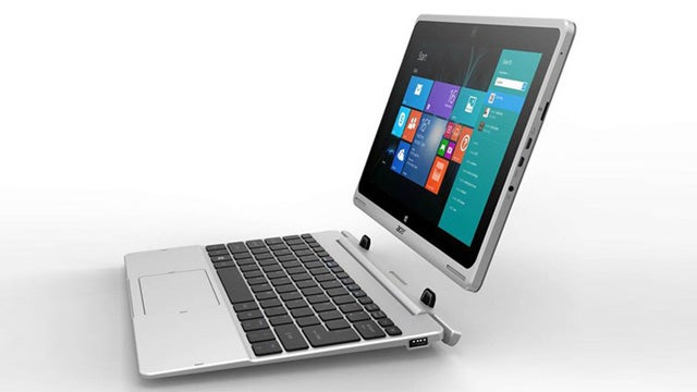 Acer Aspire Switch 10 Offers A Windows Laptop Tablet Hybrid