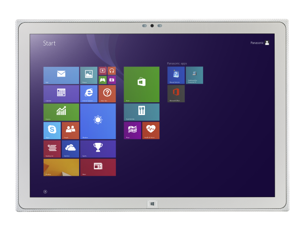 Panasonic Touchpad UT-MB5 1