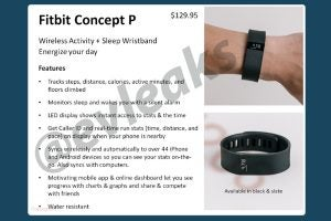 """Fitbit Force refresh coming """"later this year"""" 