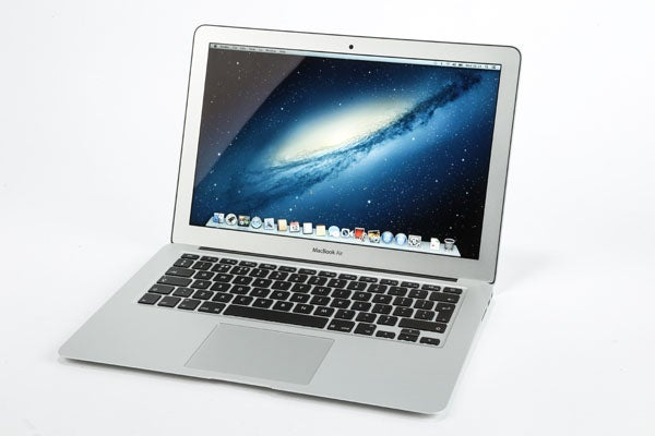 Like a wedge-shaped MacBook Pro