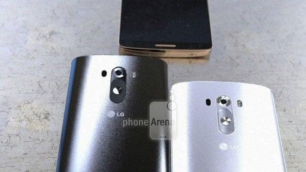 LG G3 colours
