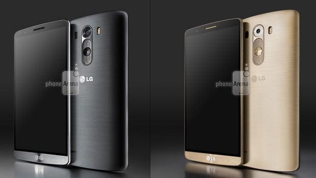 LG G3 Renders
