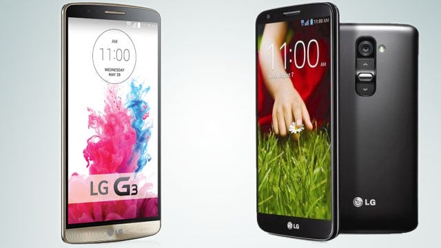 LG G3 vs G2 – What is different?