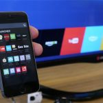 LG webOS app