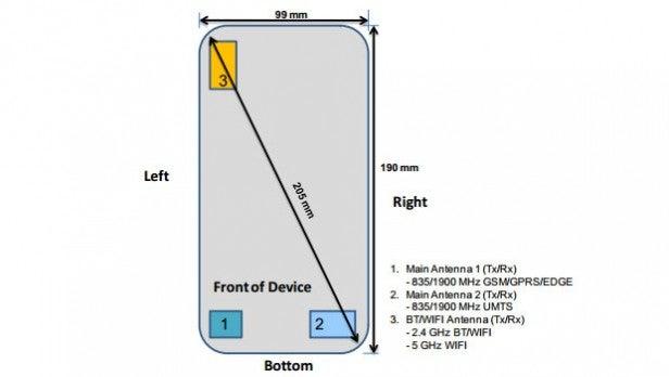 7-inch Samsung phone