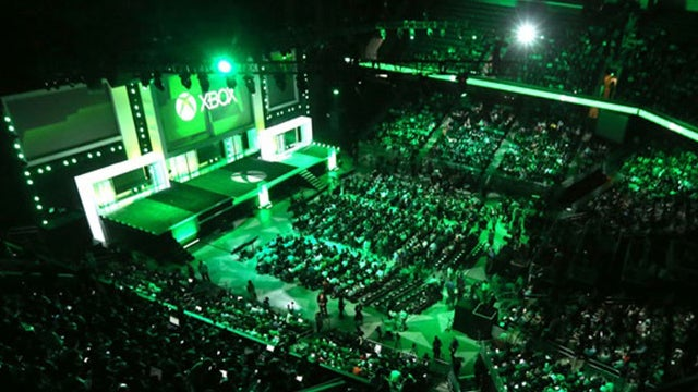 Xbox: Game On Media Briefing