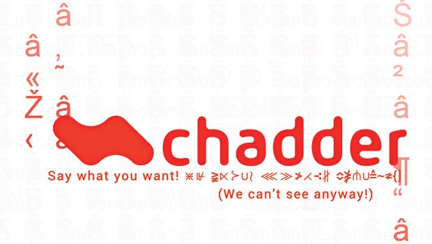 Chadder secure messaging app
