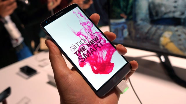 LG G3 Review | Trusted Reviews