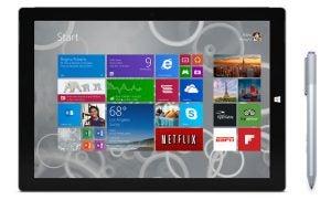 Surface Pro 3 2