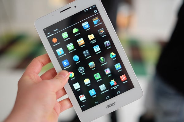 Acer Iconia Tab 7 Review | Trusted Reviews