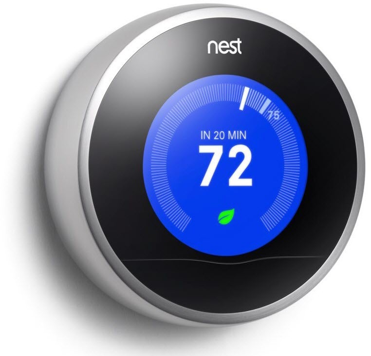 nest thermostat 1st generation manual