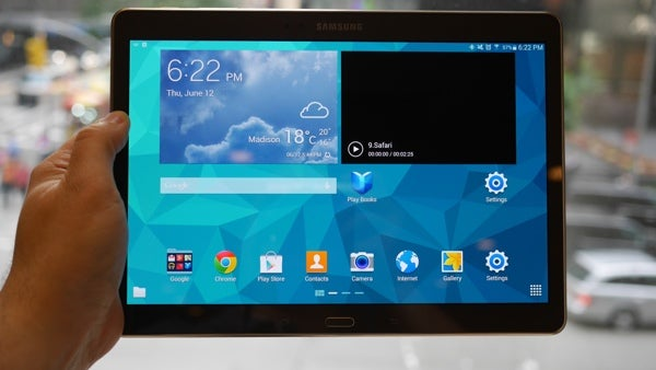 Samsung Galaxy Tab S 10 5 Review   Trusted Reviews