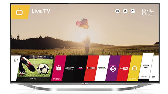 LG Smart+ TV (webOS)