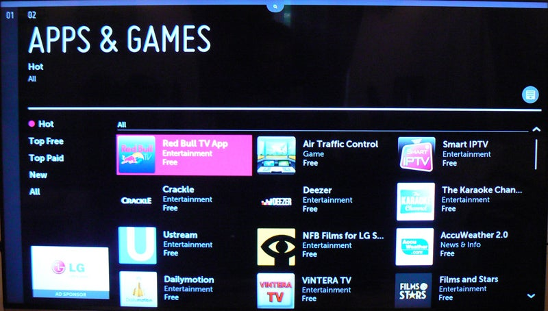 LG Smart+ TV (webOS) interface Review | Trusted Reviews