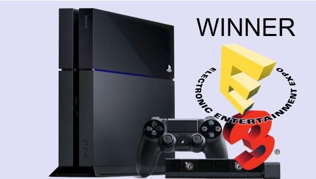 PS4 winner
