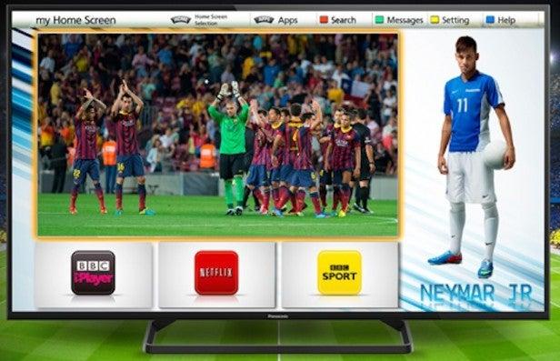 Panasonic 2014 Smart Viera