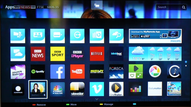 Philips 2014 Smart TV System Review | Trusted Reviews