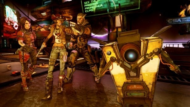 How does matchmaking work in borderlands 2