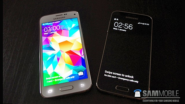 Samsung Galaxy S5 mini leak