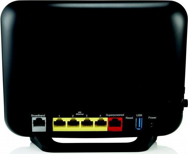 TalkTalk Super Router 2