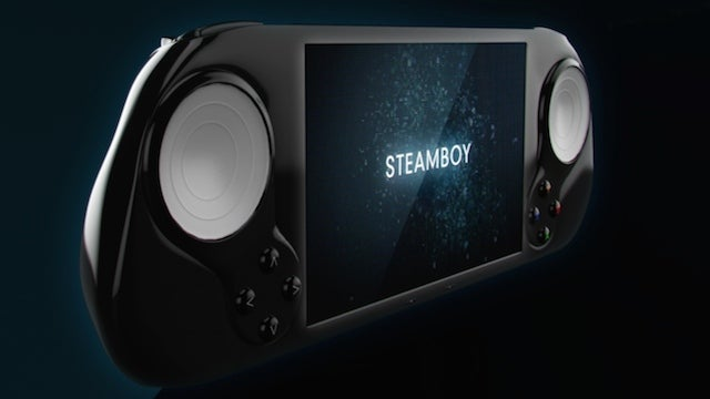 Steam handheld