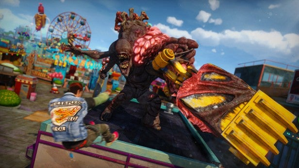 Sunset Overdrive Review Trusted Reviews