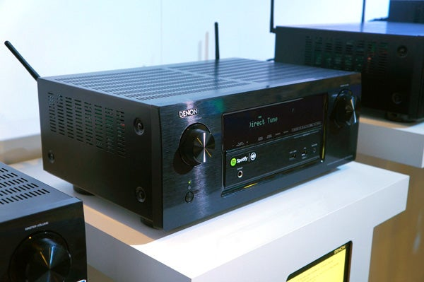Denon AVR-X1100W Review | Trusted Reviews