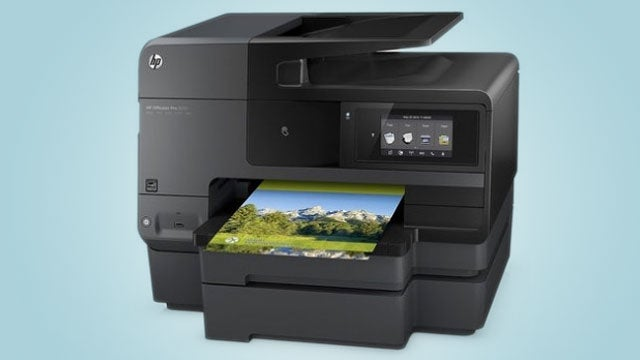 Hp Officejet Pro 8620 Review Trusted Reviews