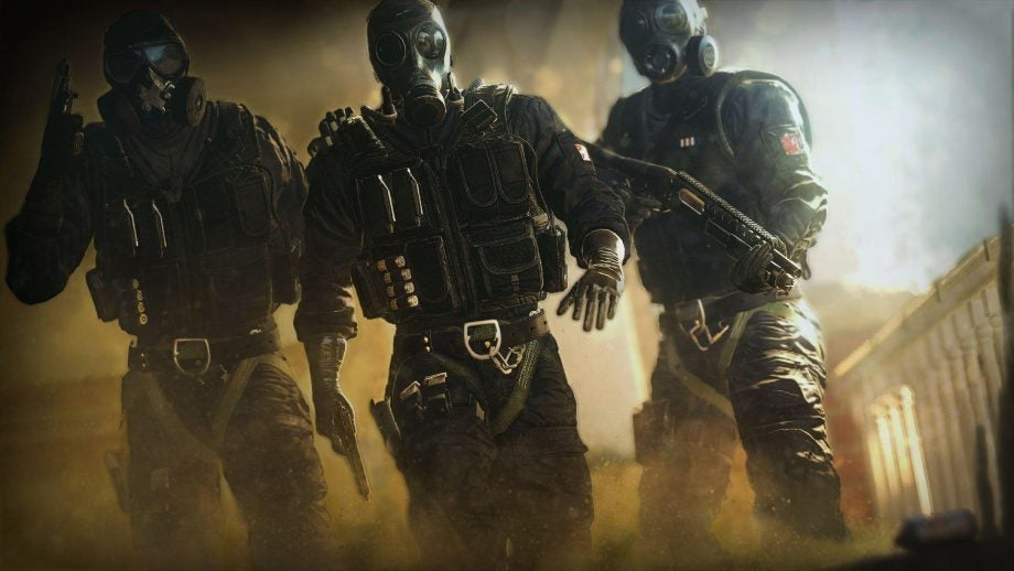 Rainbow Six Siege's client side destruction is getting a fix next year
