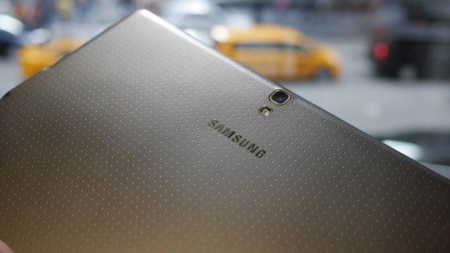 Galaxy Tab S tablets