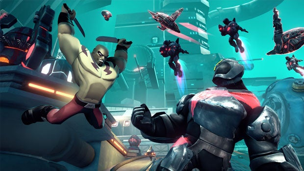 Disney Infinity 2: Guardians of the Galaxy