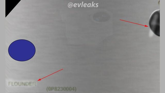 HTC Volantis leak
