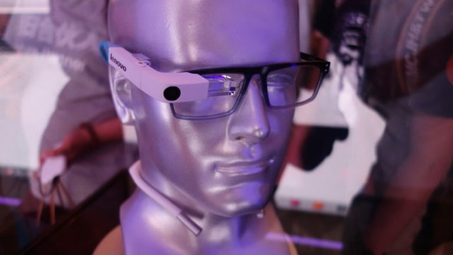 Lenovo Smart Glasses prototype