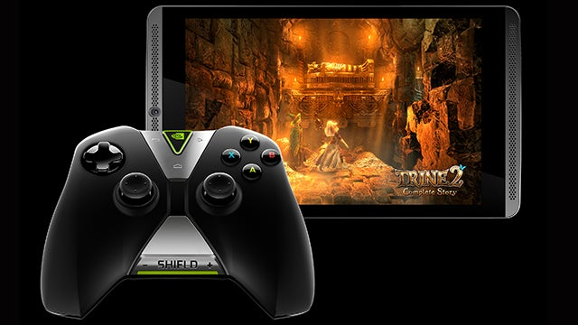nvidia shield k1 discontinued