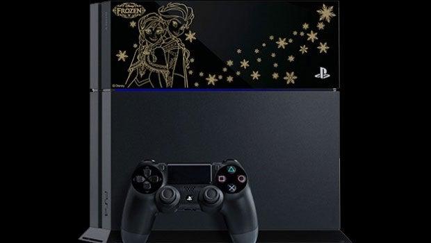 Sony Frozen PS4