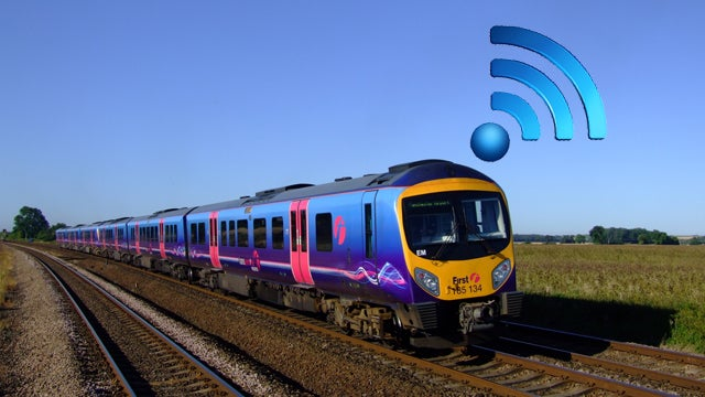 Wi-Fi on trains